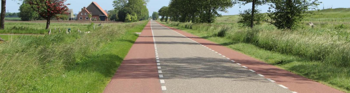 Slijtlaag Hollands kroon Noorderdijkweg